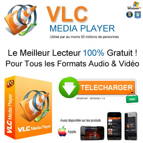 telecharger vlc media player gratuit pour windows xp